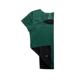 Evergreen evergreen-black-tricou-alergare-dama-on-performance-t